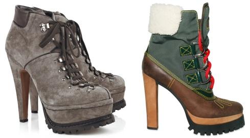 Boots de montagne