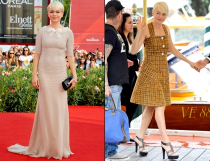 Michelle Williams - Mostra de Venise