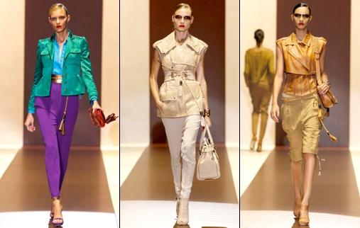 D�fil� Gucci 2011