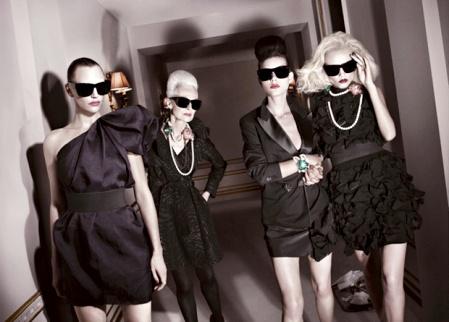 Campagne Lanvin x H&M