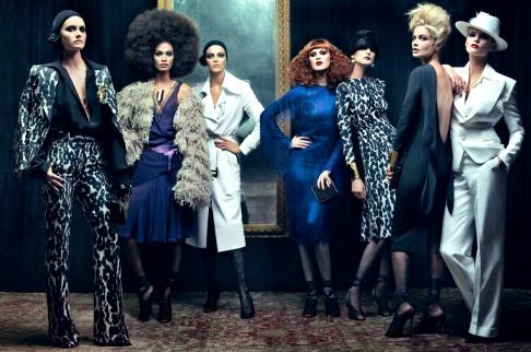 Collection Tom Ford 2011