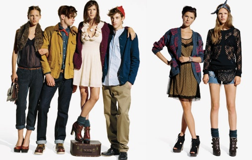 Urban Outfitters - Hiver 2011