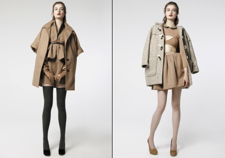 Carven - Collection Automne/hiver 2009-2010