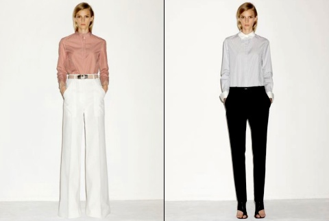 Pantalons Céline