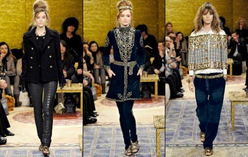 D�fil� Chanel - M�tiers d'Art 2011
