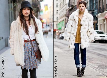 Manteaux d'hiver