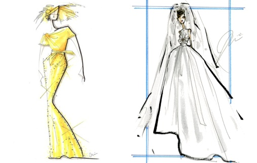 Robes de mari�e - Kate Middleton