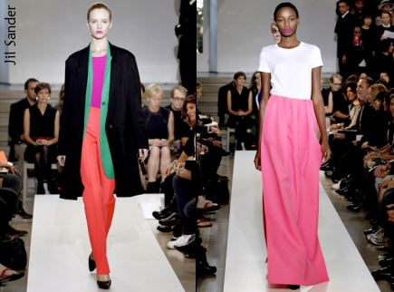 Tendance color block