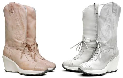 Boots Hogan - Karl Lagerfeld