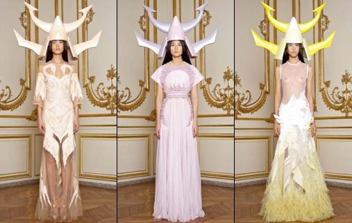 Défilé Haute Couture Givenchy
