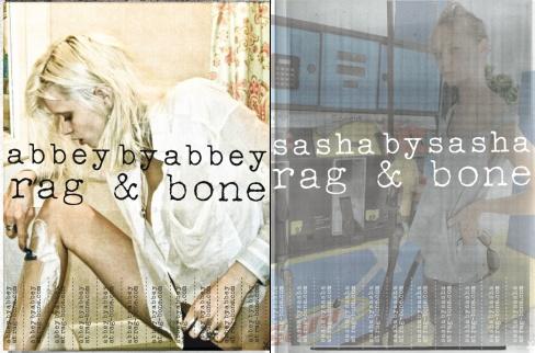 Rag & Bone - Campagne printemps/�t� 2011