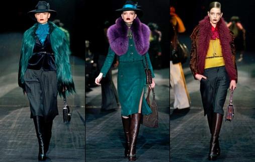 Défilé Gucci 2012