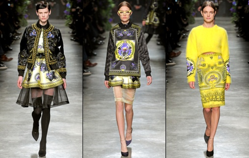 Défilé Givenchy 2012