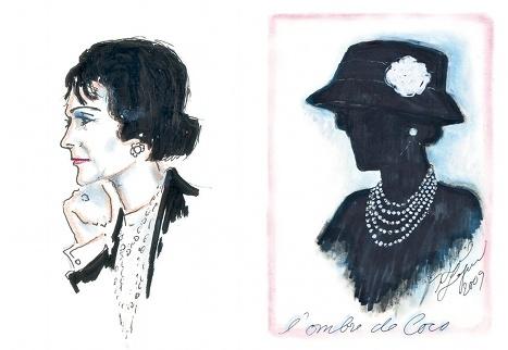 Coco Chanel par Karl Lagerfeld