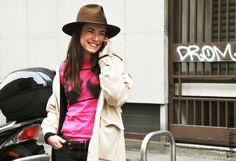 Le rose - Printemps/�t� 2011