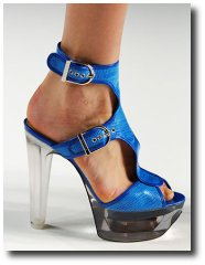 Sandale compens�e