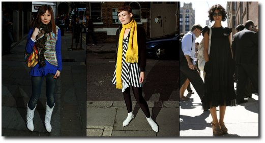 La mode londonienne
