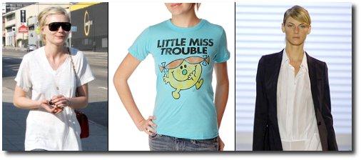 Tee-shirt et chemise