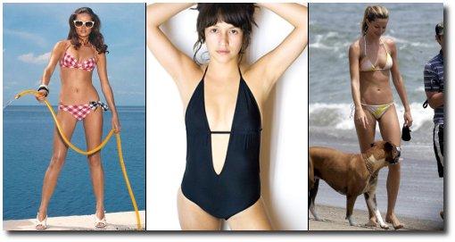La mode à la plage