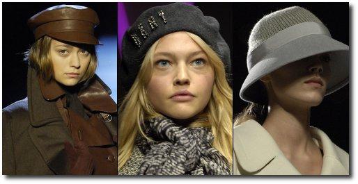 Tendances automne-hiver 2007-2008