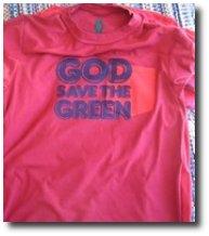 Tee-shirt écolo chez Colette