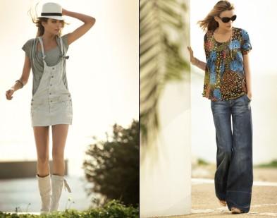 Tendance de mode chez zara