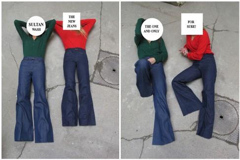 Les jeans Sultan