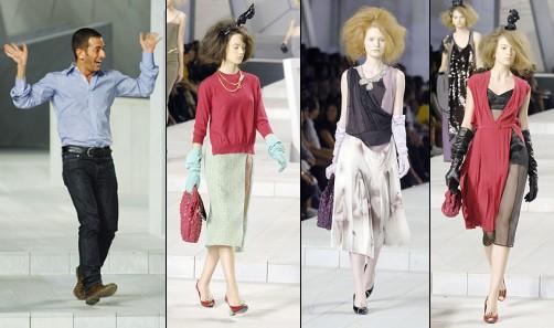 Défilé Marc Jacobs - Printemps-Eté 2008