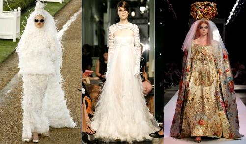 Robes de mariée 2008