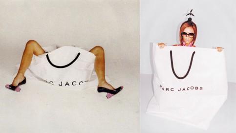 Victoria Beckham pour Marc Jacobs