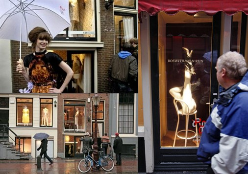 Red Light Fashion Amsterdam