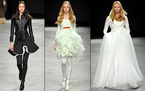 Défilé Givenchy - Haute Couture, Printemps-Eté 2008