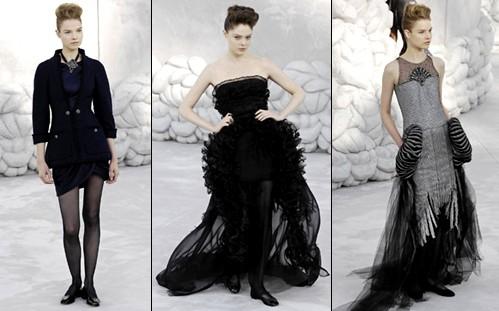 Défilé Chanel - Haute Couture, Printemps-Eté 2008