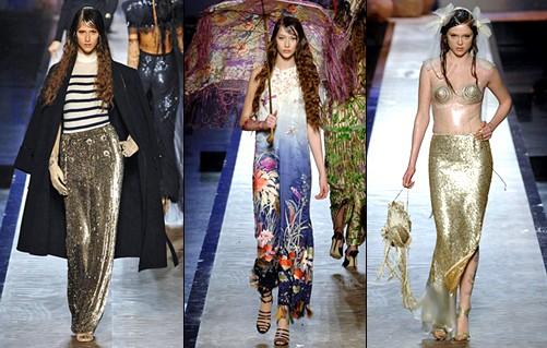 D�fil� Jean Paul Gaultier - Haute Couture, Printemps-Et� 2008