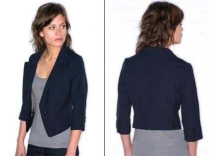 Mini blazer Urban Outfitters