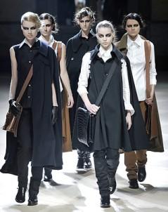 Yohji Yamamoto pour Hermès