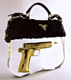 Le sac Prada selon Ted Noten
