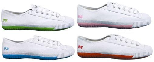 Les baskets Shulong