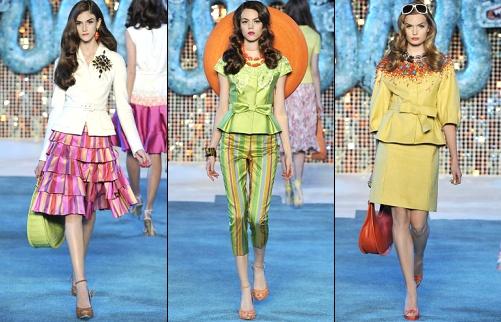 Dior - Collection croisière 2009