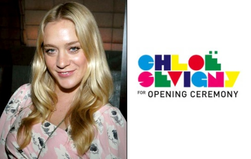 Chlo� Sevigny pour Opening Ceremony
