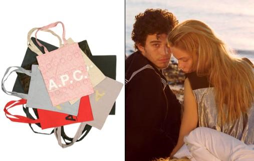 Les nouveaux sacs APC