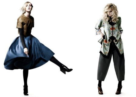 Heather Marks pour H&M