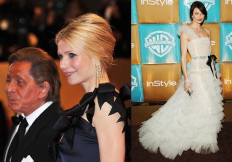 Valentino, Gwyneth Paltrow et Cameron Diaz