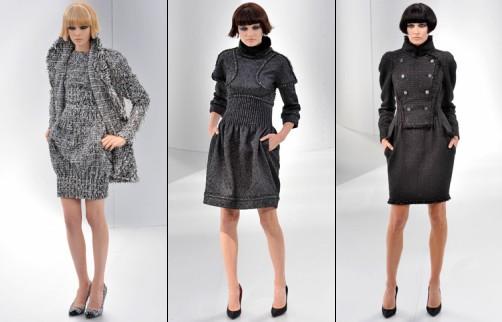 Défilé Chanel - Haute Couture hiver 2009