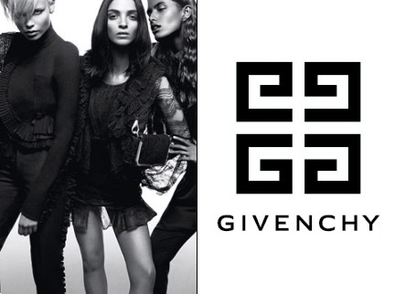 Givenchy - Campagne automne hiver 08/09