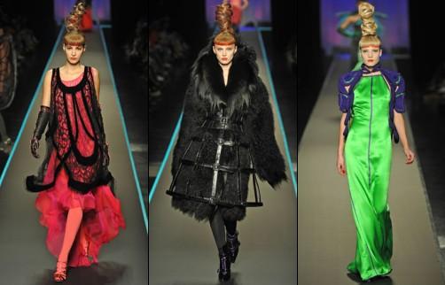 Défilé Jean Paul Gaultier - Haute Couture hiver 2009