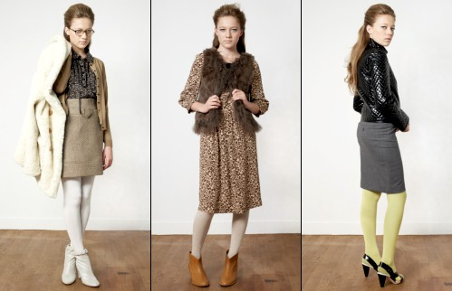 Claudie Pierlot - Collection automne-hiver 2009