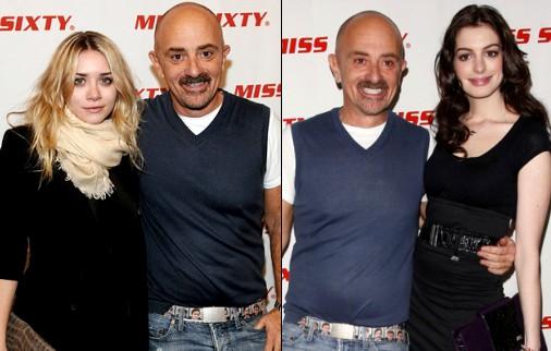 Ashley Olsen, Wichy Hassan et Anne Hathaway