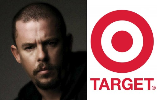 Alexander McQueen et Target