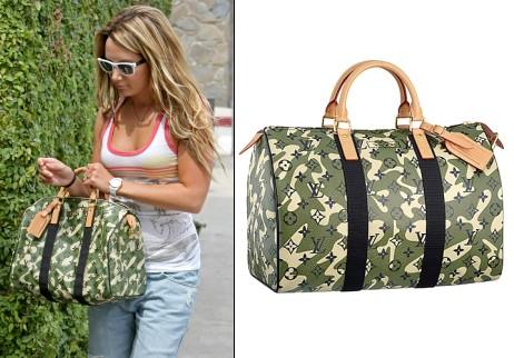 Le sac monogramouflage de Vuitton